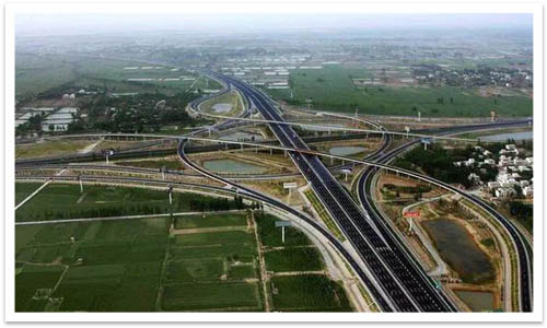 京港澳高速公路驻马店至信阳(豫鄂界)段改扩建工程(2015)