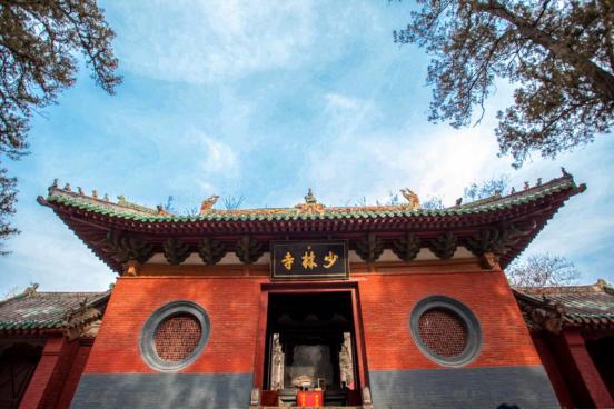 嵩山历史建筑群 申报世界文化遗产环评项目