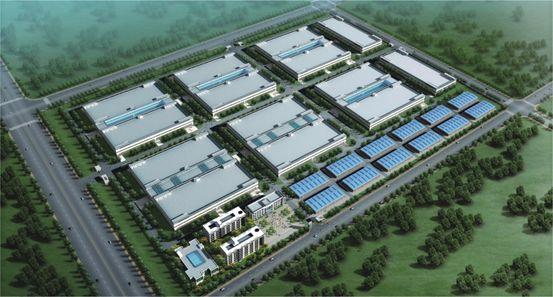 富兴电子科技有限公司工厂项目14万平方米