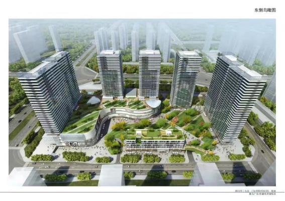 奧馬廣場設計項目